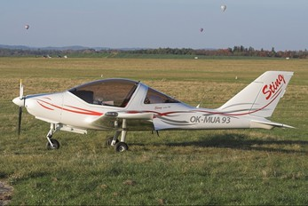 OK-MUA93 - Private TL-Ultralight TL-2000 Sting Carbon RG