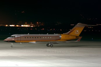 OE-IFG - Global Jet Austria Bombardier BD-700 Global 5000