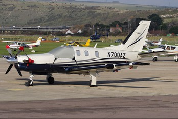 N700AZ - Private Socata TBM 700