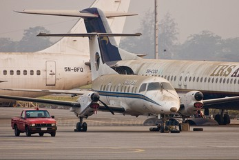 5N-TUE - Capital Airlines Limited Embraer EMB-120 Brasilia