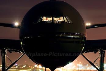 OO-DIH - DHL Cargo Airbus A300F