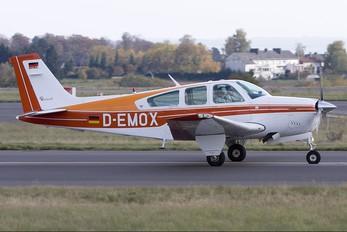D-EMOX - Private Beechcraft 33 Debonair / Bonanza