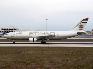TF-ELF - Etihad Cargo Airbus A300F