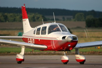 G-BHJO - Private Piper PA-28 Warrior