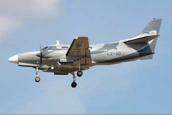 LX-NRJ - CAE Aviation Swearingen SA226-T Merlin IIIA