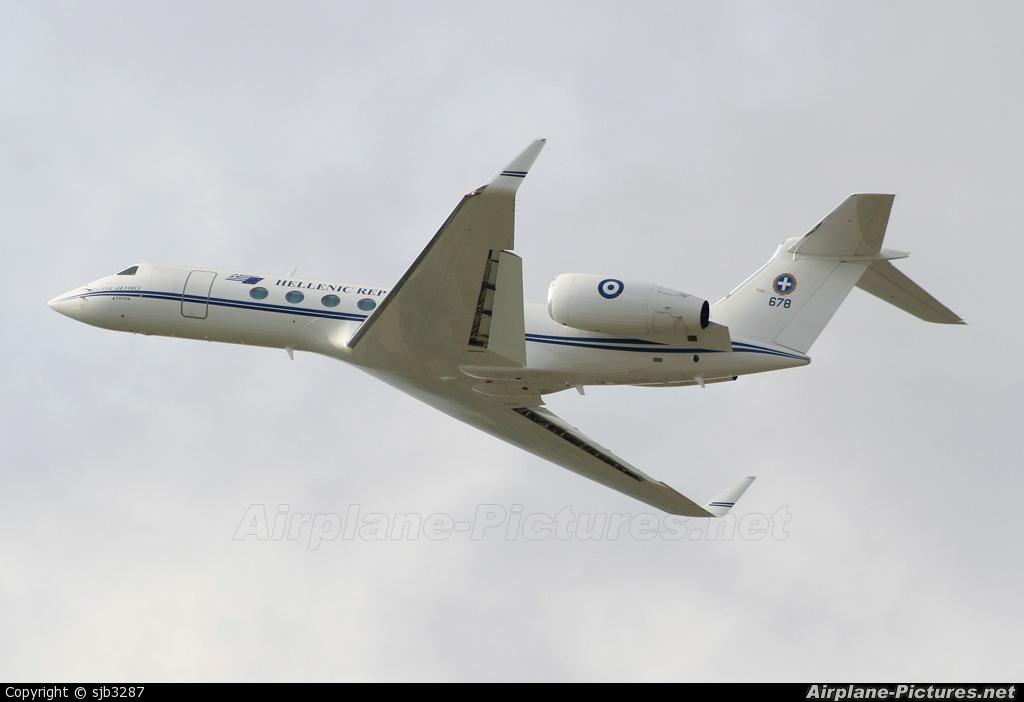 Greece - Hellenic Air Force 678 aircraft at Malta Intl