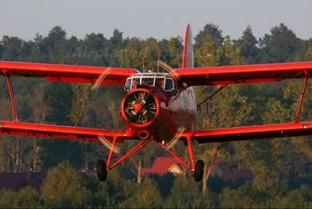 SP-ALZ - Aeroklub Ziemi Lubuskiej Antonov An-2