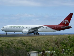 5R-MFF - Air Madagascar Boeing 767-300ER