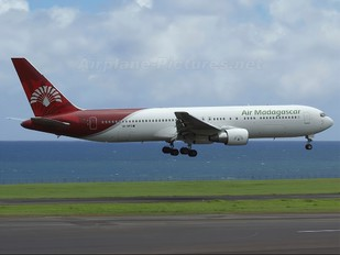 5R-MFG - Air Madagascar Boeing 767-300ER
