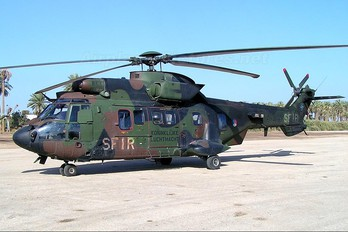 S-459 - Netherlands - Air Force Aerospatiale AS532 Cougar