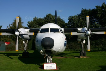 G-BHMY - Air UK Fokker F27