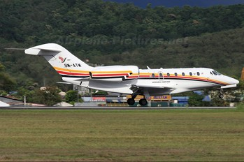 9M-ATM - Hornbill Skyways Cessna 750 Citation X