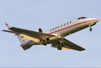 OO-LFS - Abelag Aviation Learjet 45