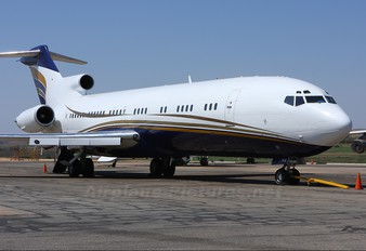 ZS-PVX - Private Boeing 727-200 (Adv)