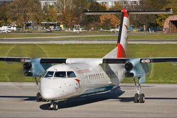 OE-LTN - Austrian Airlines/Arrows/Tyrolean de Havilland Canada DHC-8-300Q Dash 8