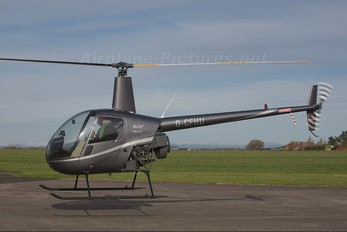 G-CFHU - Kingsfield Helicopters Robinson R22