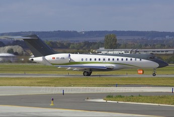 HB-JGN - Private Bombardier BD-700 Global 5000