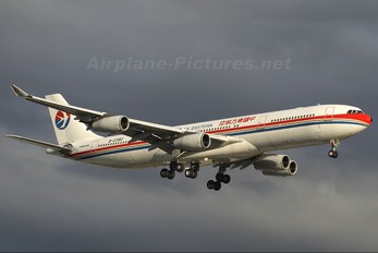 B-2380 - China Eastern Airlines Airbus A340-300