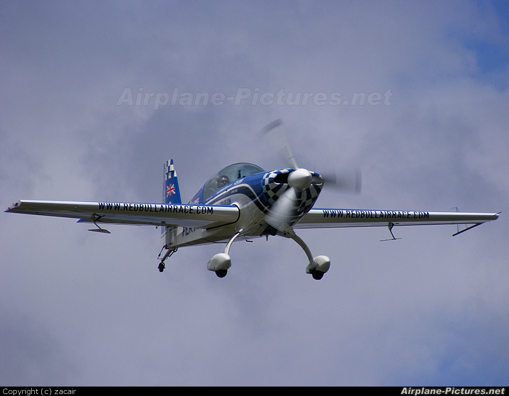 Attitude Aerobatics Flight School VH-TWA aircraft at Perth - Langley Park, WA