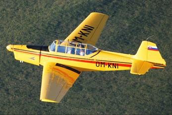 OM-KNI - Private Zlín Aircraft Z-226 (all models)