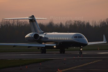 N906JW - Private Bombardier BD-700 Global Express