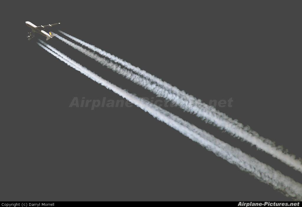 Lufthansa D-ABVS aircraft at Off Airport - England
