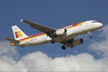 EC-JSK - Iberia Airbus A320