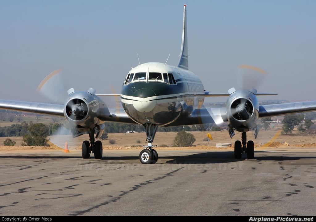 Rovos Air ZS-BRV aircraft at Lanseria