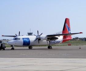 PH-LMB - Miniliner Fokker 50F