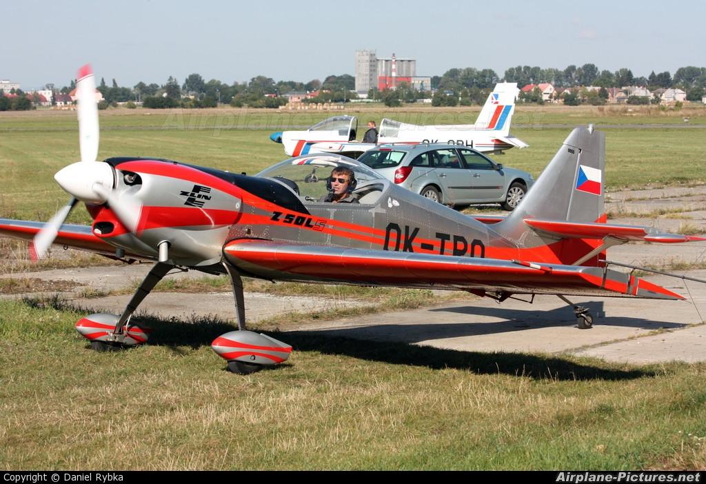 Private OK-TRO aircraft at Holešov