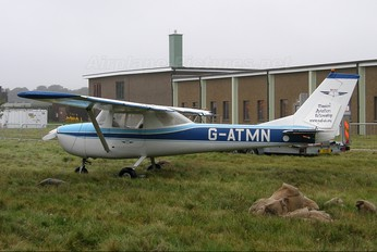 G-ATMN - Mission Aviation Fellowship Cessna 150
