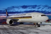 9V-SVK - Singapore Airlines Boeing 777-200ER aircraft