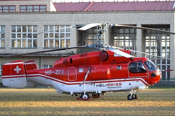 HB-ZFX - Heliswiss international Kamov Ka-32 (all models)