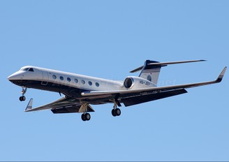 HB-JEV - Private Gulfstream Aerospace G-V, G-V-SP, G500, G550