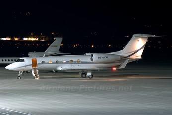 OE-ICH - Global Jet Austria Gulfstream Aerospace G-IV,  G-IV-SP, G-IV-X, G300, G350, G400, G450