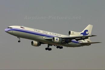 HS-AXF - Thai Sky Lockheed L-1011-1 Tristar