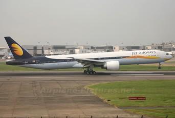 VT-JEE - Jet Airways Boeing 777-300ER