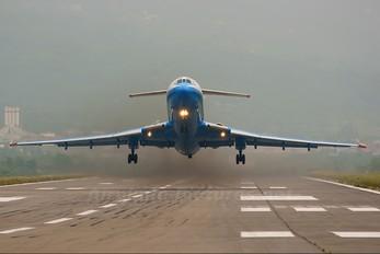 RA-85736 - Moskovia Airlines Tupolev Tu-154M