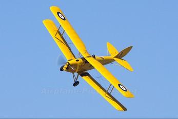 NZ662 - New Zealand - Air Force de Havilland DH. 82 Tiger Moth
