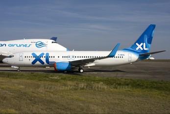 F-HDXL - XL Airways France Boeing 737-800