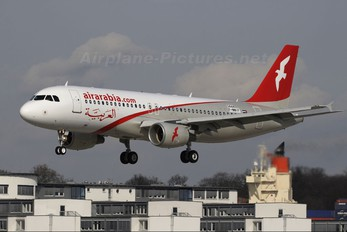 F-WWIF - Air Arabia Airbus A320