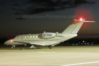 OE-FHC - Avcon Jet Cessna 525A Citation CJ2