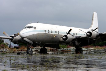 ZS-XXX - Private Douglas DC-6B