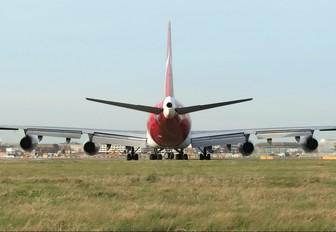VH-OJP - QANTAS Boeing 747-400