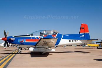D-FEMT - EIS Aircraft Pilatus PC-9B