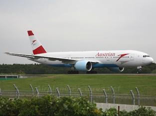 OE-LPA - Austrian Airlines/Arrows/Tyrolean Boeing 777-200ER