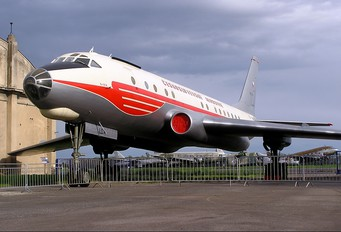 OK-LDA - CSA - Czechoslovak Airlines Tupolev Tu-104
