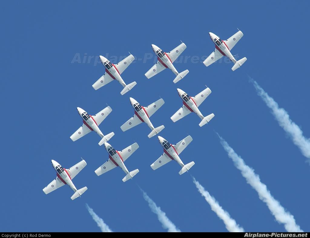 Canada - Air Force - aircraft at San Francisco Intl
