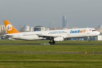 TC-TUC - Best Air Airbus A321