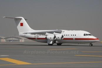 A9C-BDF - Bahrain Defence Force British Aerospace BAe 146-200/Avro RJ85